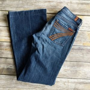 7 for all Mankind Dojo Flair Jeans